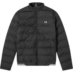 Authentic Padded Jacket , , Taille: M - Fred Perry - Modalova