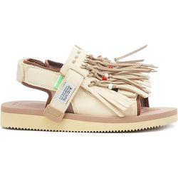 Was-4AB Fringes Sandals , , Taille: 36 - Suicoke - Modalova
