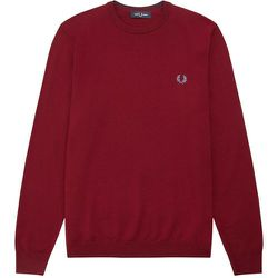 Authentic Classic Crew Knitwear , , Taille: XL - Fred Perry - Modalova