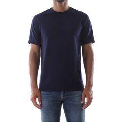 CK Performance 00Gms8K145 SS TEE T Shirt AND Tank Longwear Men blue , , Taille: S - Calvin Klein - Modalova