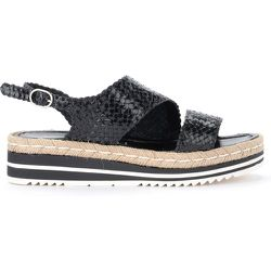 Sandal in woven leather , , Taille: 37 - Pons Quintana - Modalova