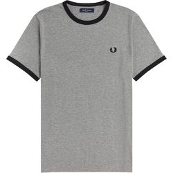 Tee , , Taille: XL - Fred Perry - Modalova