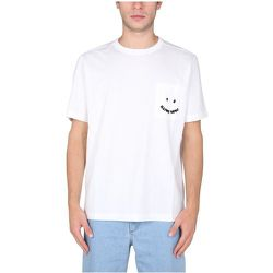 T-Shirt With Pocket , , Taille: L - PS By Paul Smith - Modalova