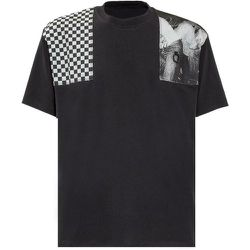T-shirt with Prints , , Taille: L - Fred Perry - Modalova