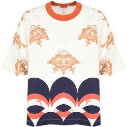 T-shirt , , Taille: 42 - MALIPARMI - Modalova