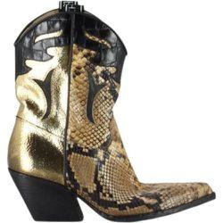 Santiag boots E2278 , , Taille: 35 - Elena Iachi - Modalova