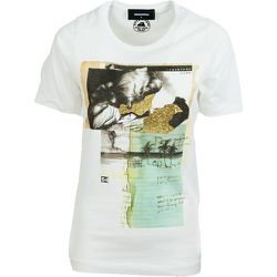 Collage Images T-shirt , , Taille: S - Dsquared2 - Modalova