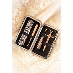 Leopard Manicure Purse - The Vintage Cosmetic Company - Modalova