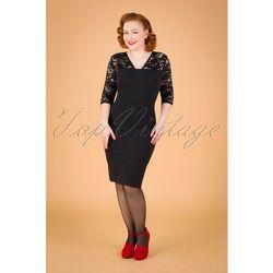 Ryleigh Lace Pencil Dress Années 50 en - vintage chic for topvintage - Modalova