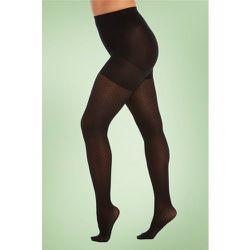 Diamonds Legs Tights en Noir - magic bodyfashion - Modalova