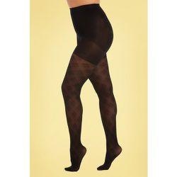 Fancy Legs Tights en Noir - magic bodyfashion - Modalova