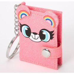 Porte-clés mini journal intime Izzy l'ourse - Claire's - Modalova