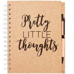 Ensemble d'articles de papeterie « Pretty Little Thoughts » - Couleur doré - Claire's - Modalova