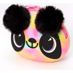 Porte-monnaie silicone -- Paige le panda - Claire's - Modalova