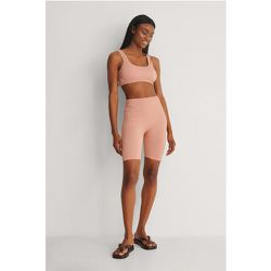 MANGO Short Bermuda - Pink - Mango - Modalova