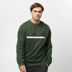 YC Established 1973 Crew Neck Sweatshirt - Timberland - Modalova