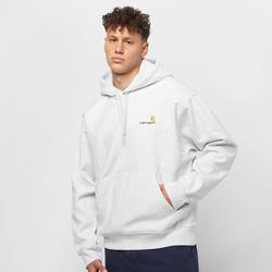 Hooded American Script Sweatshirt - Carhartt WIP - Modalova