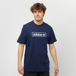 LINEAR LOGO TEE navy - adidas Originals - Modalova