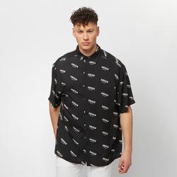 Repeat Print Resort Shirt - SikSilk - Modalova