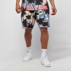 Palm Tie Dye Shorts - SikSilk - Modalova