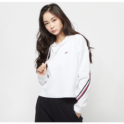 Relaxed Double Pique Hoodie LS - Tommy Hilfiger Sport - Modalova