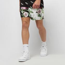 Floral Pixel Swim Shorts - SikSilk - Modalova