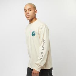 Japanese Wave Dot LS T-Shirt - Santa Cruz - Modalova