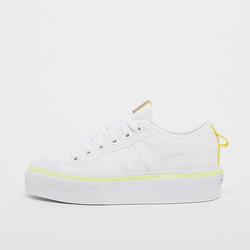 Lime & Grape Nizza Platform Sneaker W - adidas Originals - Modalova