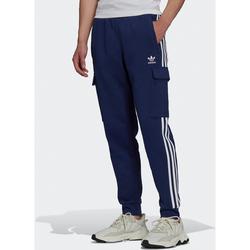 Pantalon de Survêtement Slim Fleece Cargo adicolor 3-Stripes - adidas Originals - Modalova
