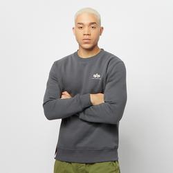 Basic Sweater Small Logo - alpha industries - Modalova