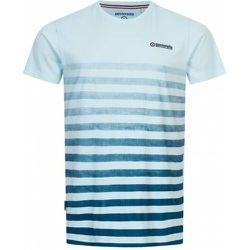 Fade Stripe s T-shirt SS5290-COOL - Lambretta - Modalova