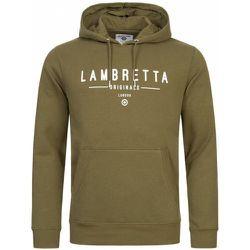 Hoodie s Sweat à capuche SS9881 olive - Lambretta - Modalova