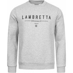 Crew Neck Sweat s Sweat-shirt SS9882 chiné - Lambretta - Modalova
