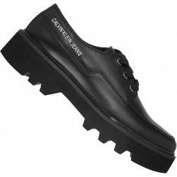 Jeans Luisa Shiny Calf s chaussures R0749BLK - Calvin Klein - Modalova
