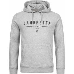 Hoodie s Sweat à capuche SS9881 chiné - Lambretta - Modalova