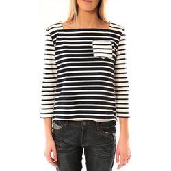 T-shirt Marinière 3434049220 Bleu/Blanc - Petit Bateau - Modalova