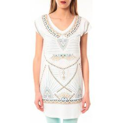 T-shirt Robe E15WDRE0318 Riolo Blanc - Little Marcel - Modalova