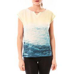 T-shirt Tee-shirt Trisi E15FTSS0333 Bleu - Little Marcel - Modalova