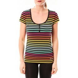 T-shirt Tee-shirt Tatoum Multi 315FN Noir - Little Marcel - Modalova
