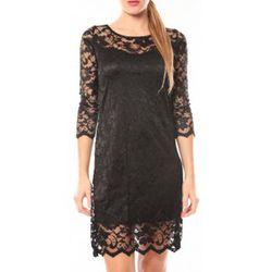 Robe Dress Code Robe In Vogue Noir - Dress Code - Modalova