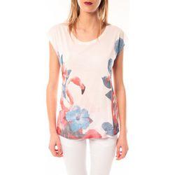 T-shirt T-shirt E15FTSS0231 Tibali Rose poudre - Little Marcel - Modalova
