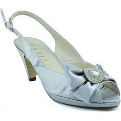 Sandales talon moyen chaussure parti - Marian - Modalova
