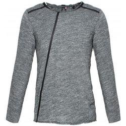 T-shirt T-Shirt manches longues Amory Dark Grey Melange - Japan Rags - Modalova