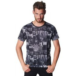 T-shirt T-Shirt Melimelang Black - Japan Rags - Modalova