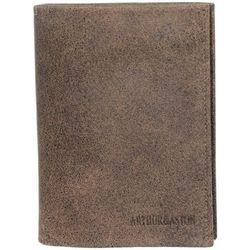 Portefeuille Portefeuille Arthur-et-Aston en cuir ref_ast37380-marron - Arthur & Aston - Modalova