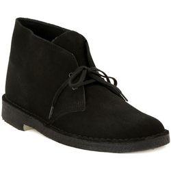 Boots Clarks DESERT BOOT BLACK - Clarks - Modalova