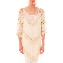 Tunique Tunique Bubblee Rose poudre - Dress Code - Modalova