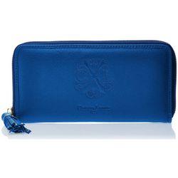 Portefeuille Porte-monnaie Relief PM1 Bleu - Christian Lacroix - Modalova