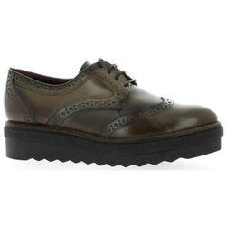 Chaussures Donna Più Derby cuir - Donna Più - Modalova