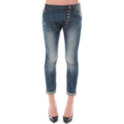 Jeans 3/4 & 7/8 Jean Remixx Bleu Delavé RX860 - Dress Code - Modalova
